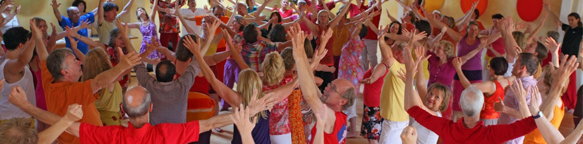 Das 8. internationale BIODANZA-FEST 2018